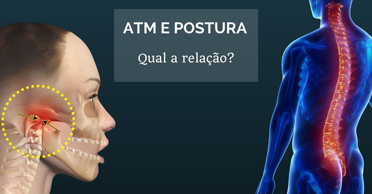 Existe relação entre a má oclusão, a ATM e a postura corporal?