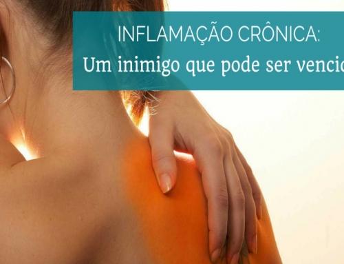 Síndrome da inflamação crônica e a Nutrição