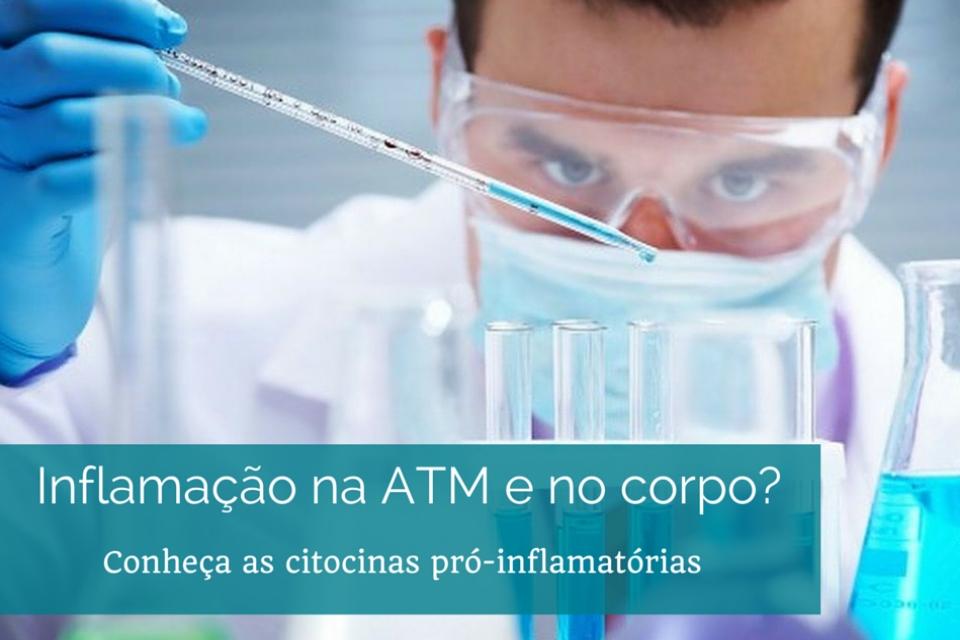 O que são citocinas? Qual o seu papel na DTM e na inflamação crônica?
