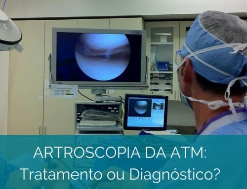 Artroscopia da ATM – Tratamento ou Diagnóstico?