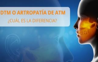 DTM o Artropatía de ATM - Cuál la diferencia y como realizar el diagnóstico e tratamiento?