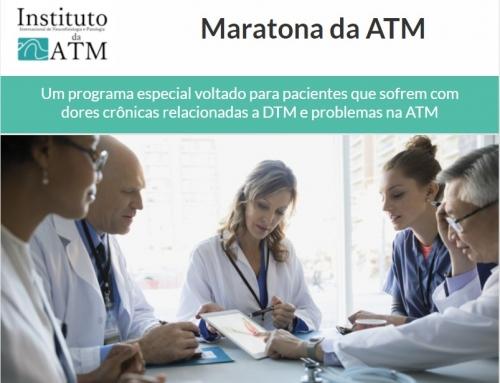 Maratona da ATM – Um evento inovador para quem quer mudar de vida!