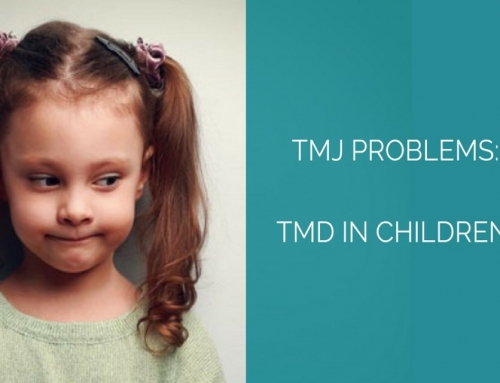 Temporomandibular Disorders (TMD) in children?