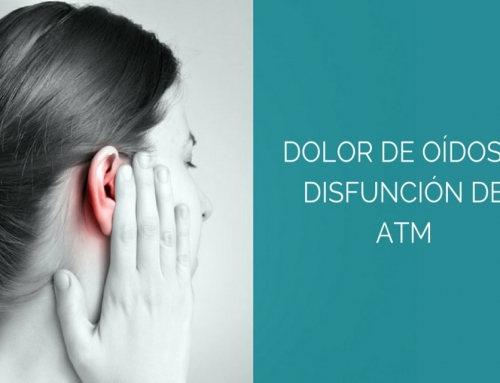 Dolor de oídos y disfunción de ATM