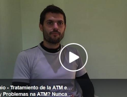 Testimonio de Rodrigo: Traba de mandíbula, dolor y analgésicos